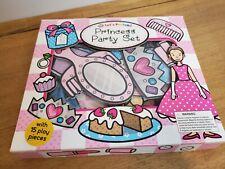 Let's Pretend Princess Puzzle Book New In Box