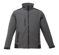 Regatta Professional Mens Sandstorm Workwear Work Reflective Softshell Jacket