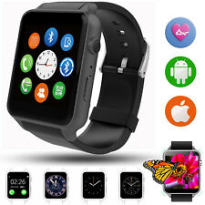 Sport Heart Rate Monitor Bluetooth Smart Watch For iphone XR 7 8 X LG G6 G4 G5