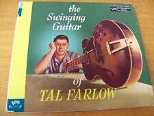 TAL  FARLOW THE SWINGING GUITAR  CD VERVE DIGIPACK