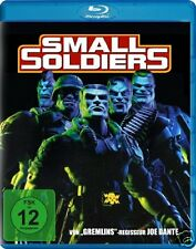 Small Soldiers [1998] (Blu-ray)~~~Kirsten Dunst, Gregory Smith~~~NEW & SEALED