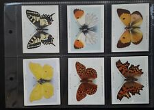 More details for wills 1938 butterflies & moths - complete set of 40 large cigarette cards