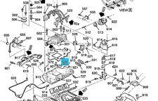 GM OEM Supercharger-Mounting Gasket 24503911