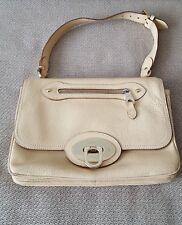 e00d3ce252 Mulberry Penrose Cream Leather Shoulder Bag