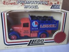 Lledo LP20001, Model A Ford Stake Truck, Lionel Track Repair, Nicholas Smith USA