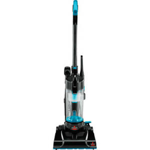 Compact Vacuum Bagless Upright Cleaner Canister Bissell Powerforce Lightweight