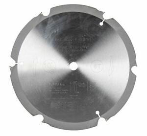 "Metabo HPT Saw Blade, 10"", Fiber Cement, 6T, Polycrystalline Diamond Tips 18108M"