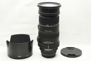 """""""MINT"""" SIGMA APO 50-500mm F4.5-6.3 DG OS HSM for Canon EOS EF Mount #211008q"""