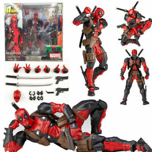 DEADPOOL Action Figure Toy Model Decoration Childs Toys Gifts Collection doll