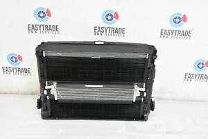 BMW 3 Series G20 G21 2018-22 340i Petrol B58 Automatic Radpack Radiator Pack Fan