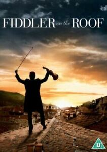 FIDDLER ON THE ROOF (1971) Region 4 [DVD] Chaim Topol Norma Crane