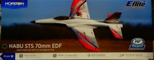 E-Flite Habu STS 70mm EDF Smart Jet PNP EFL01575