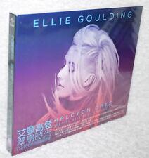 Ellie Goulding Halcyon Days [Special Asia Tour Edition] Taiwan Ltd CD+DVD w/BOX