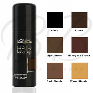 L'OREAL Professional Hair Touch Up Root Concealer Spray 75ml *CHOOSE SHADE*