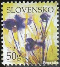 Slovakia 550 (complete.issue.) unmounted mint / never hinged 2007 Flowers