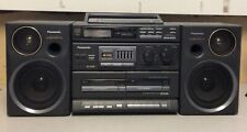 Panasonic RX-DT680 FM/AM Radio CD Cassette Player Boombox READ DESCRIPTION