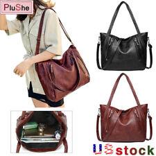 Women Weave Leather Messenger Bag Designer Handbag Shoulder Bag Large Capacity