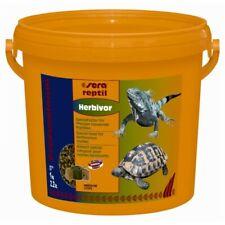 Sera Reptil Professionnel Herbivor Naturel 3 8 L