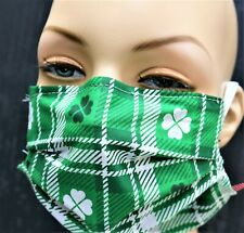 FREE FILTERS,2 BEST FIT FACE MASKS,,US,HAND MADE USA,COTTON FABRIC,REUSABLE,