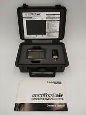 U.S. Divers Aqua-Lung Monitor 3 Air Hoseless Dive Computer 1994 w/ Hard Case