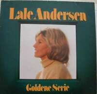 Lale Andersen Goldene Serie LP Comp Club RE Vinyl Schallplatte 140613