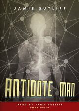 Antidote Man Audio CD – Audiobook, Unabridged by Jamie Sutliff (Author, Reader)