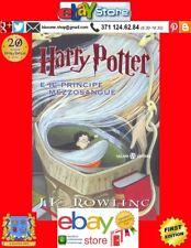 J.K.ROWLING, Harry Potter e il Principe Mezzosangue,Prima edizione 2006
