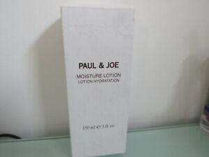 PAUL & JOE - MOISTURE HYDRATION LOTION 150ML BRAND NEW