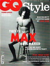 GQ Style #6 MAX ROGERS Grant Morrison PATRICK PETITJEAN Nicolas Ghesquiere EXCLT