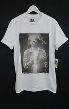 Realidad Wiz Khalifa Black & White Rap Hip Hop Tee T Shirt