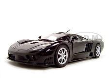 SALEEN S7 BLACK 1:18 DIECAST MODEL CAR BY MOTORMAX 73117