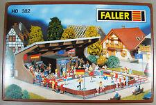 Faller HO195382 Kunsteisbahn Modell Bausatz Neu OVP
