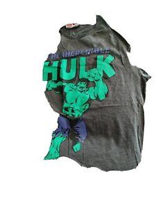 Incredible hulk t shirt