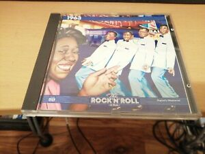The Rock N Roll Era Time life 1963 cd + Inlays VGC GERMANY
