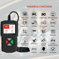 YA201 OBD2 Scanner OBDII Code Reader Car Check Engine Fault code Diagnostic Tool
