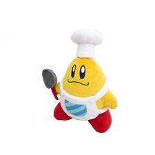"Sale! Sanei Kirby Adventure All Star Collection - 7.5"" Chef Kawasaki Plush Doll"
