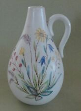 RORSTRAND Art Pottery LARS THOREN Modern Design SCANDINAVIAN MEADOW FLOWERS VASE