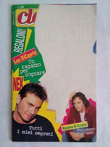 cioe 18 1998 di caprio cataldo nek elisa hunziker hanson fabi paola chiara air