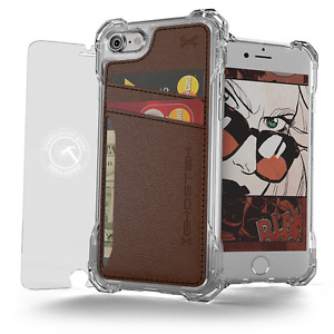 Wallet iPhone SE 2020, iPhone 7, iPhone 8 Case with Leather Card Holder Pocket
