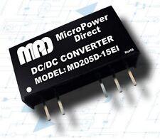 5v switching regulator ±200mA, DC-DC converter, Micropower direct D227ERW