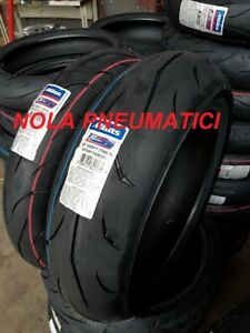 Coppia GOMME 120/70 17 58W 180/55 17 73W MITAS SPORT FORCE + DOT 2020 ANT e POST
