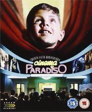 Cinema Paradiso 25th Anniversary Remastered Edition (Blu-ray)