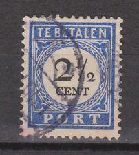 P16 Port nr 16 gestempeld NVPH Nederland Netherlands Pays Bas due used portzegel
