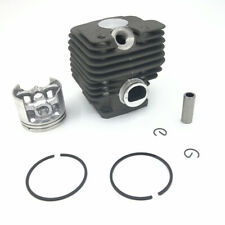 52mm Cylinder Piston Kit for Stihl MS381 Chainsaw Replacement 11190201204