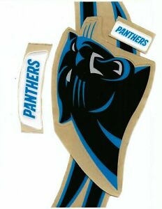 Panthers Football Helmet Decals Free Shipping