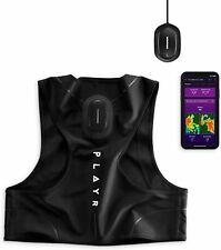 Catapult PLAYR Football Fitness SmartCoach GPS Tracker, Vest and App - Size M