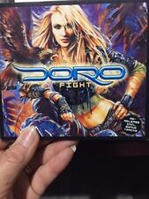 Doro-Fight  CD LIKE NEW