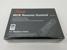ROSEWILL RRC-126 Windows Vista 7 8 Certified Media Center Remote Control SEALED