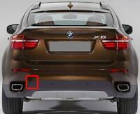 BMW NEW GENUINE X6 SERIES E71 E72 REAR N/S LEFT BUMPER TOW HOOK COVER 7176251