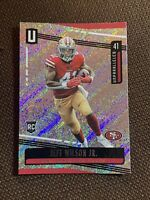 2019 Unparalleled JEFF WILSON Jr. RC 49ers 🔥Hot Rookie!🔥Invest Now!!